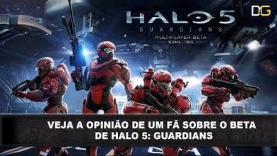 Halo 5 - Beta - Destroyer Games - Imagem
