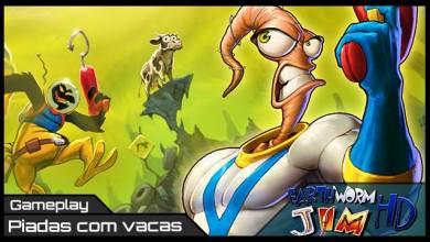Earthworm Jim HD - RK Play - Imagem 01