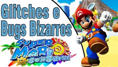 Glitches - Super Mario Sunshine - Imagem