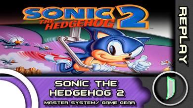 Sonic 2 - Master System - Jago Yoshida