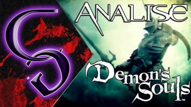 Cruxer Gamer Oficial - Demons Souls - Imagem