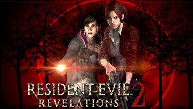 Resident Evil Revelations 2 - Moira e Claire