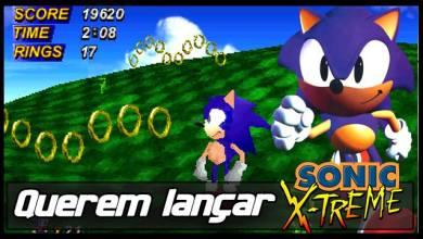 Sonic X-Treme - RK Play - Imagem