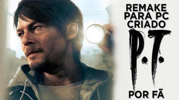 Silent Hills - Norman Reedus - Remake - Imagem