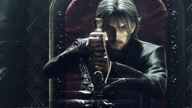 Final Fantasy XV - Noctis mais velho