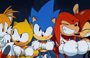 Sega diz que Sonic Mania Plus é o jogo mais bem avaliado de seu mascote em 25 anos
