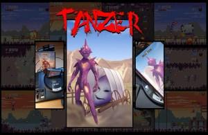 Tänzer, novo jogo de ação horizontal para Mega Drive, é anunciado no Kickstarter