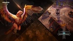 Atualização de Lineage 2: Revolution traz nova cidade e outras novidades