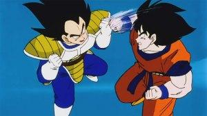 Formas normais de Goku e Vegeta a caminho de Dragon Ball FighterZ