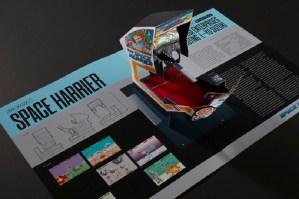 Campanha no Kickstarter anuncia livro com história dos arcades da Sega