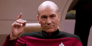 Patrick Stewart voltará a interpretar Capitão Picard em nova série de Star Trek
