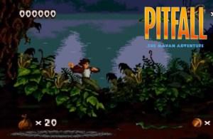Pitfall: The Mayan Adventure – Uma super aventura no Megão!