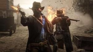 Red Dead Redemption 2 domina vendas no Reino Unido na semana de lançamento
