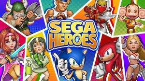 Sega Heroes é anunciado para dispositivos mobile
