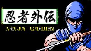 Ninja Gaiden – O ninja Ryu Hayabusa em aventuras nos sistemas da Sega!