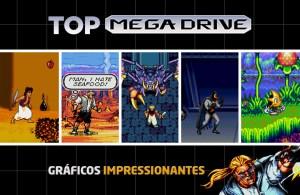 10 jogos do Mega Drive com gráficos impressionantes