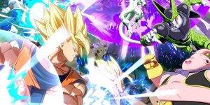 """Confiram as atualizações para os jogos recentes de """"Dragon Ball Xenoverse 2"""" e """"FighterZ"""""""