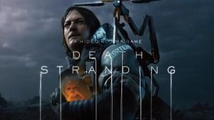 """De maneira privada, Kojima demonstra 2 horas de """"Death Stranding"""""""