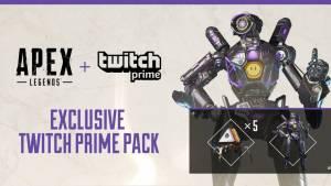 Nova atualização de Apex Legends retira skin da Twitch Prime