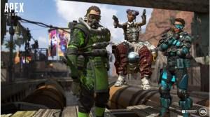 """Vazamento de nova imagem de """"Apex Legends"""" pode antecipar novos personagens"""