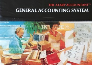 O software mais caro da Atari dos anos 80 era um auxiliar para contadores