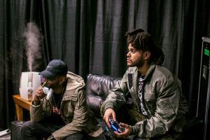 Cantor The Weeknd investe ações em grupo de Splyce e Toronto Defiant