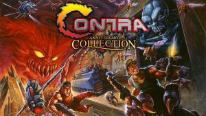 Konami revela jogos da coletânea Contra Anniversary Collection
