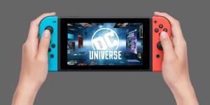 DC Universe Online é anunciado para Nintendo Switch