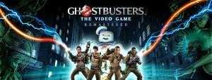 Versão remasterizada do jogo dos Caça-Fantasmas é confirmada