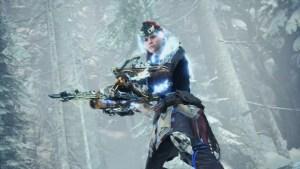 Aloy, de Horizon Zero Dawn, está de volta em Monster Hunter World: Iceborne