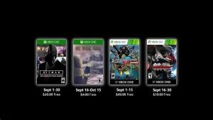 Hitman e We Were Here são os destaques da Games with Gold de setembro