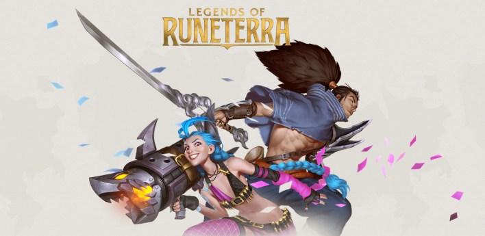 Legends of Runeterra. Imagem: Divulgação