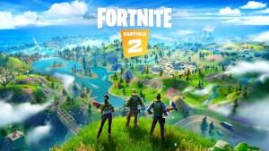 Fortnite Capítulo 2 é lançado com novo mapa e recursos