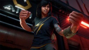Kamala Khan, a Ms Marvel, é confirmada como personagem jogável em Marvel's Avengers
