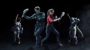 Resident Evil está chegando ao Monster Hunter World