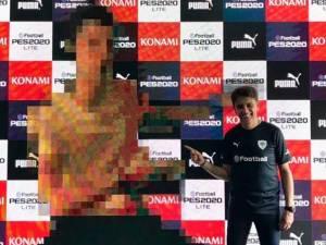 Konami promove encontro histórico em evento de apresentação dos novos jogadores lendários: Bebeto e Allejo