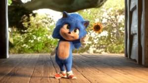Cena deletada mostra Baby Sonic antes do design no filme ser refeito