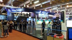 Brasil Game Show se posiciona sobre decisão da Sony em se ausentar da feira este ano