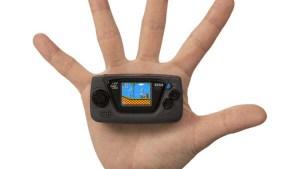Sega anuncia Game Gear Micro para celebrar 60 anos da empresa