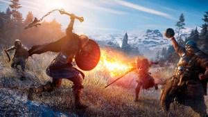 Assista nove minutos de Assassin's Creed Valhalla rodando em 4K/60 fps no Xbox Series X
