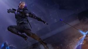 Gavião Arqueiro será incluído de graça em Marvel's Avengers após o lançamento
