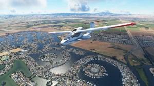 Microsoft Flight Simulator também será lançado no Steam