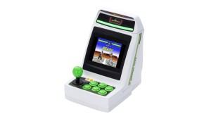 Sega revela mini arcade portátil contendo 36 jogos clássicos