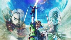 The Legend of Zelda: Skyward Sword pode estar a caminho do Switch