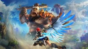 Immortals Fenyx Rising é nova aposta da Ubisoft e que será lançado em dezembro