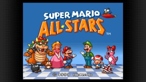 Super Mario All-Stars do SNES disponível para assinantes Nintendo Switch Online