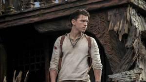 Tom Holland divulga primeira foto como Nathan Drake no filme de Uncharted