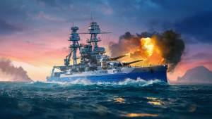World of Warships traz novo modo de batalha temporário