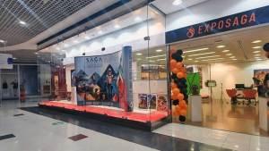 Escola SAGA inaugura espaço de entretenimento em shopping da zona leste de São Paulo