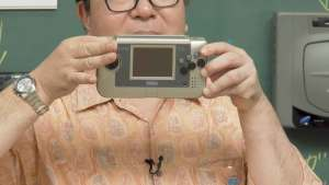 Sega mostra protótipo do portátil Nomad pela primeira vez